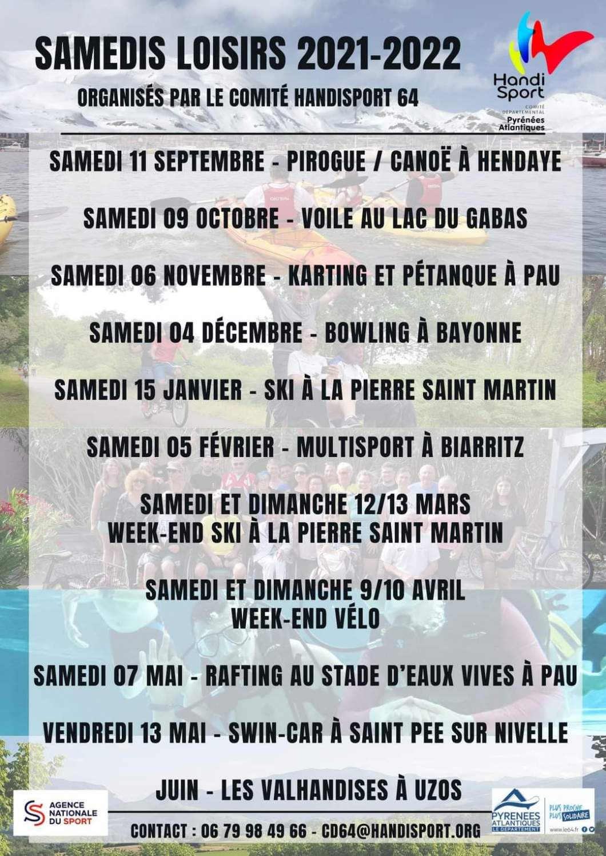 affiche-samedi-loisir-2021-2022